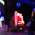 フラリエのクリスマスイルミネーション 2019:サンタとハートのイルミネーション - 1