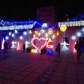 Photos: フラリエのクリスマスイルミネーション 2019:サンタとハートのイルミネーション - 4