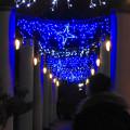 Photos: フラリエのクリスマスイルミネーション 2019:青い回廊
