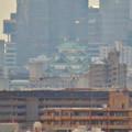 Photos: 落合公園水の塔から見た景色 - 2:名古屋城