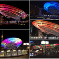 Photos: 様々な色に変化するオアシス21のイルミネーション - 2