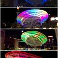Photos: 様々な色に変化するオアシス21のイルミネーション - 7