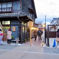 犬山城下町に新たに整備されてた「本丸スクエア」- 1:出入り口