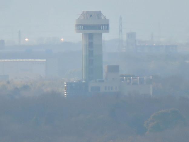 モンキーセンターから見た景色 - 8:すいとぴあ江南