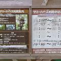 Photos: 日本モンキーセンター「Kids Zoo」 - 4:ツリーハウスの利用案内