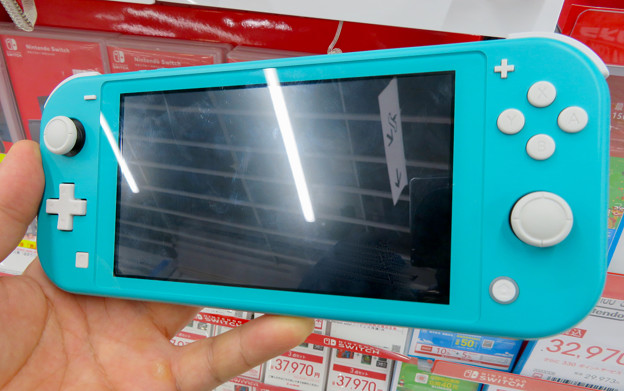 Nintendo Switch Lite(ターコイズ) - 1
