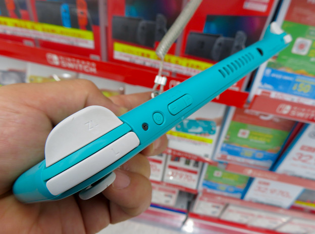 Nintendo Switch Lite(ターコイズ) - 3