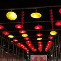 名古屋中国春節祭 2019:夜のイルミネーション - 6