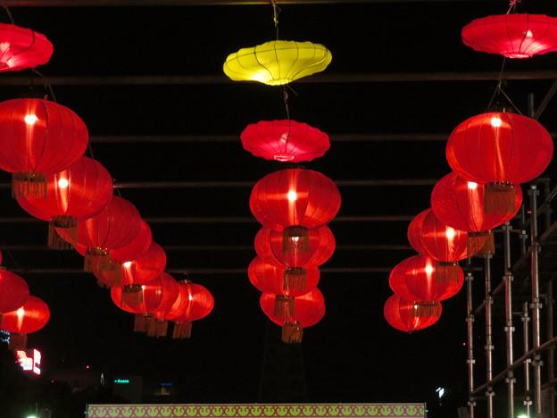 名古屋中国春節祭 2019:夜のイルミネーション - 7