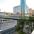 ささしまライブ24:愛知大学校舎とグローバルゲートを結ぶ歩道 - 1