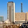 Photos: 向野橋から見たグローバルゲートと中京テレビの塔 - 1