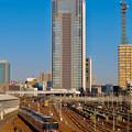 Photos: 向野橋から見たグローバルゲートと中京テレビの塔 - 5