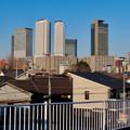 向野橋から見た名駅ビル群(2020年1月)- 5