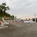 Photos: 東之宮古墳へと通じる歩道入り口と犬山成田山 - 1