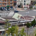 Photos: 犬山成田山から見た犬山遊園駅 - 2