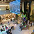 Photos: グローバルゲート1階にエヴァ初号機像が設置 - 8