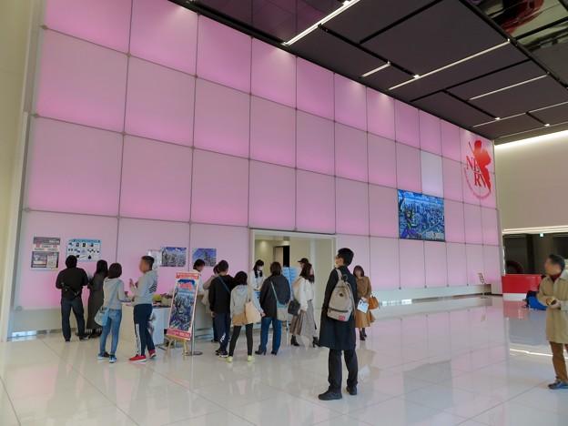 中京テレビ1階で行われてたエヴァンゲリオンのイベント - 7