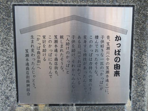 須佐之男社裏にある河童像 - 3