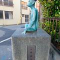 Photos: 須佐之男社裏にある河童像 - 4