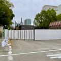 栄バスターミナル跡地に建設中の「ミツコシマエ ヒロバス」- 6