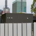 栄バスターミナル跡地に建設中の「ミツコシマエ ヒロバス」- 7