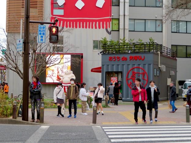 大須矢場とん前に矢場とんのお店 - 1