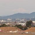 Photos: エアポート名古屋スカイデッキから見えた御嶽山 - 1