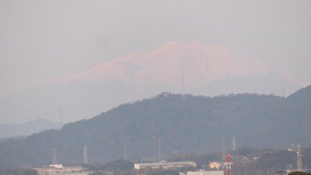 エアポート名古屋スカイデッキから見えた御嶽山 - 3