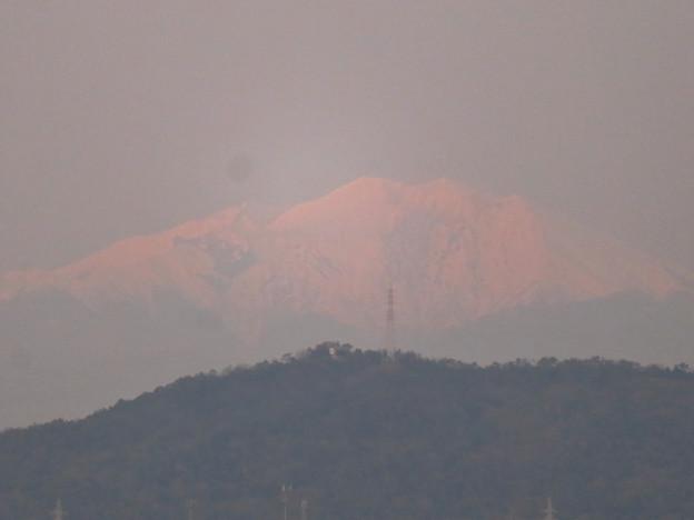エアポート名古屋スカイデッキから見えた御嶽山 - 5