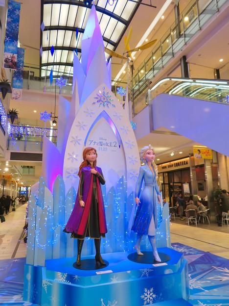 ラシックのアナ雪ツリー:エルザだけでなくアナの像も追加! - 4