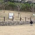 Photos: 東山動植物園:旧アジアゾウ舎跡地に整備された「マカニーとエルドの広場」- 1