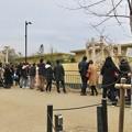 Photos: 東山動植物園の新ゴリラ・チンパンジー舎 - 2:ゴリラを見てた沢山の人たち