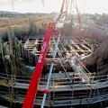 Photos: 建設中のリニア中央新幹線 神領非常口(2020年2月1日) - 4