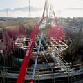 Photos: 建設中のリニア中央新幹線 神領非常口(2020年2月1日) - 5