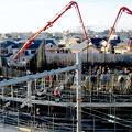 Photos: 建設中のリニア中央新幹線 神領非常口(2020年2月1日) - 7