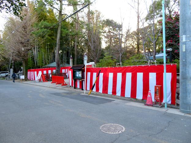 稲荷山 長楽寺 No - 1:節分祭