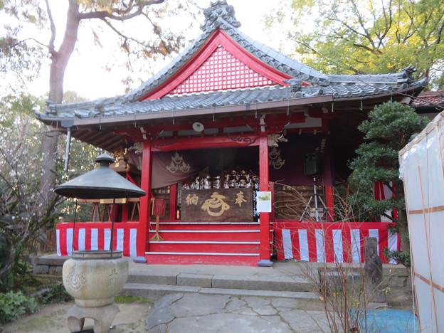 稲荷山 長楽寺 No - 14:清水稲荷殿