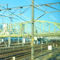 あおなみ線の車内から見た向野橋 - 1