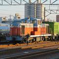 Photos: 荒子駅から見た貨物列車 - 1