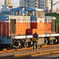 Photos: 荒子駅から見た貨物列車 - 2