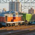 Photos: 荒子駅から見た貨物列車 - 3