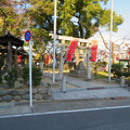 Photos: 前田利家生誕の地である荒子城跡にある冨士社天満社 - 1