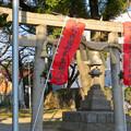 Photos: 前田利家生誕の地である荒子城跡にある冨士社天満社 - 2