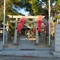 Photos: 前田利家生誕の地である荒子城跡にある冨士社天満社 - 3