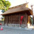荒子観音 - 55:寺院に隣接する神明社