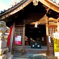 荒子観音 - 57:寺院に隣接する神明社