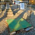 荒子観音 - 58:寺院に隣接する神明社
