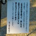 荒子観音 - 59:寺院に隣接する神明社