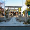 荒子観音 - 60:寺院に隣接する神明社