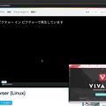 Photos: Vivaldi 2.11.1811.28:Vimeoでビデオポップアウトが可能に